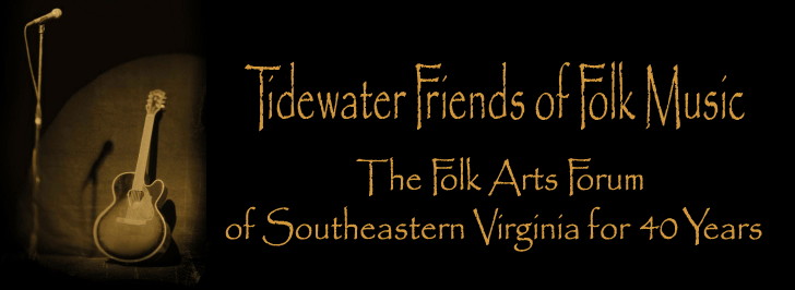 Tidewater Friends of Folk Music